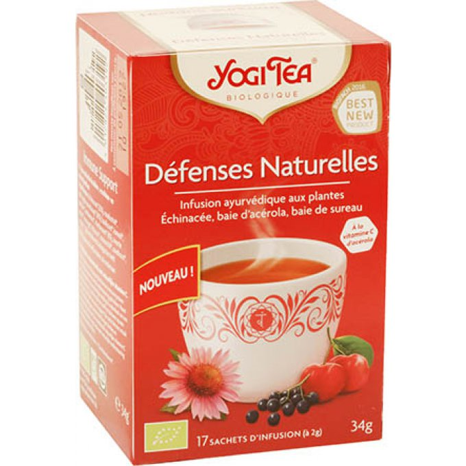 Yogi tea Défense naturelle