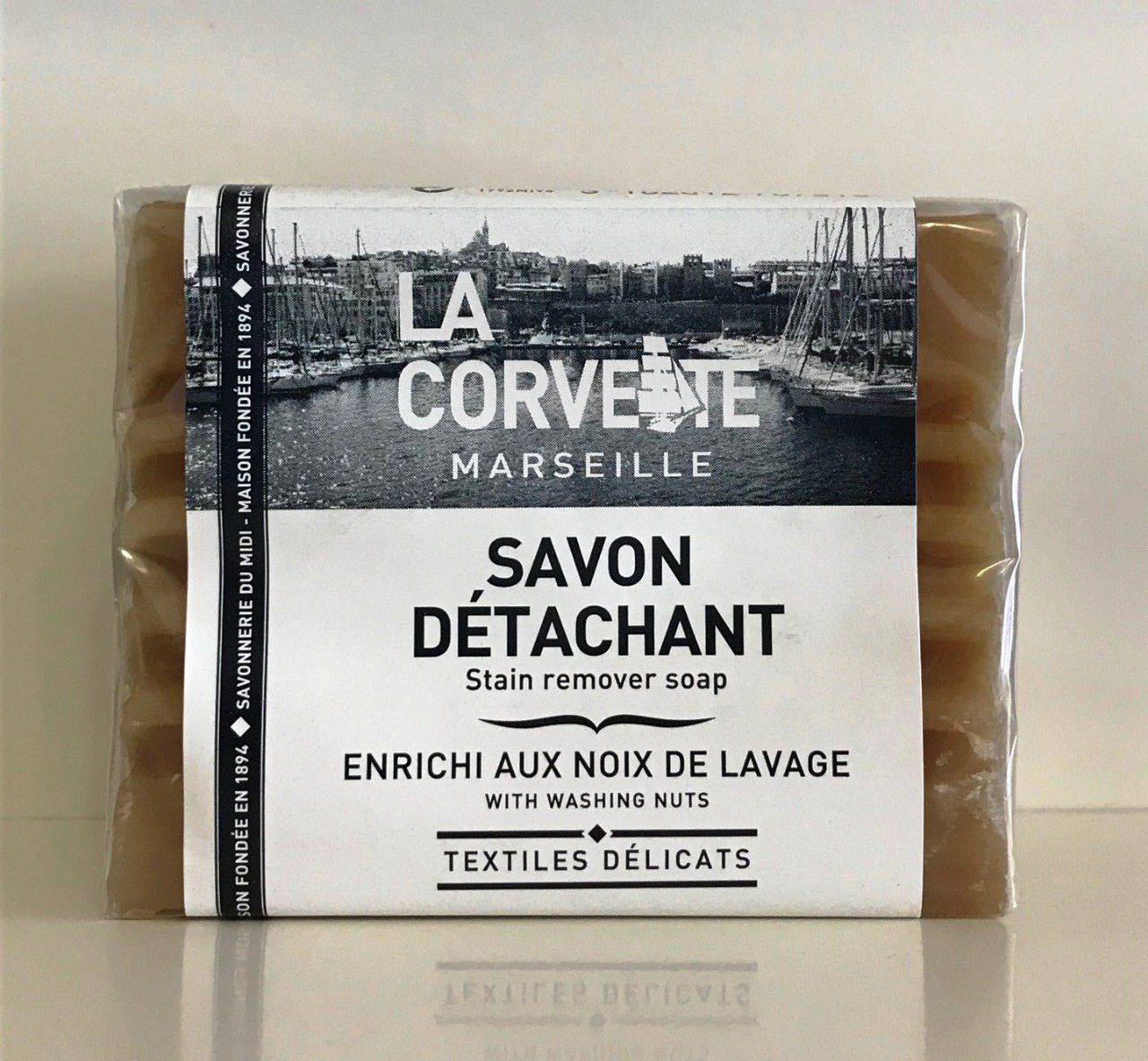 Savon détachant La corvette 250 gr
